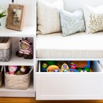 Castaways Kids Storage Drawer Open