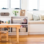 Castaways Kids Table Storage
